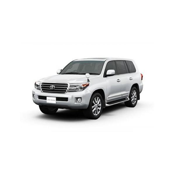 Toyota 200 & Prado 150 Towing Upgrade