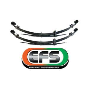 EFS GVM Upgrades